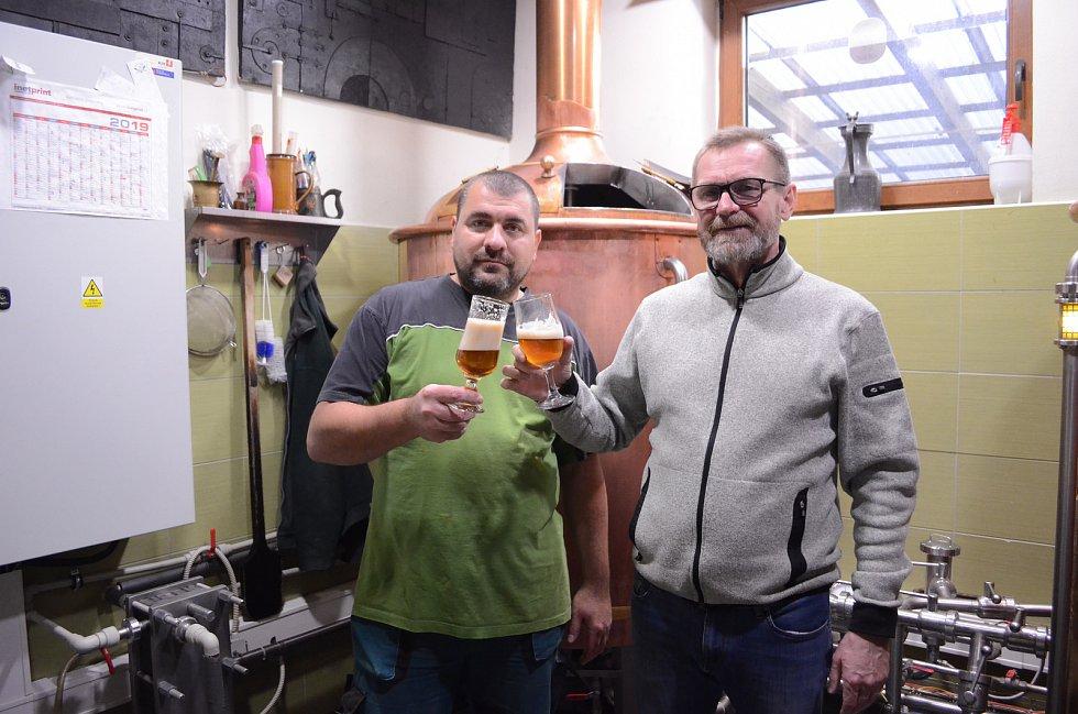 Mostecký Kahan vyrábí pivo už deset let a stále hledá nové možnosti