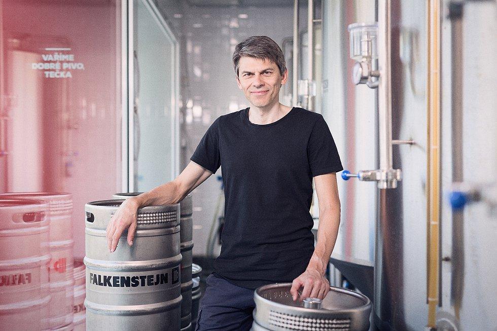 Pivař Jan Srb: Pivovar nemůže jen vařit pivo, musí nabídnout také něco víc