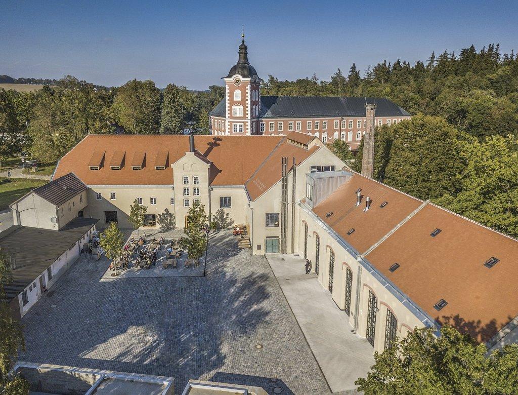 Pivovar v Kamenici nad Lipou sedmdesát let chátral. Nový majitel ho zrekonstruoval k nepoznání