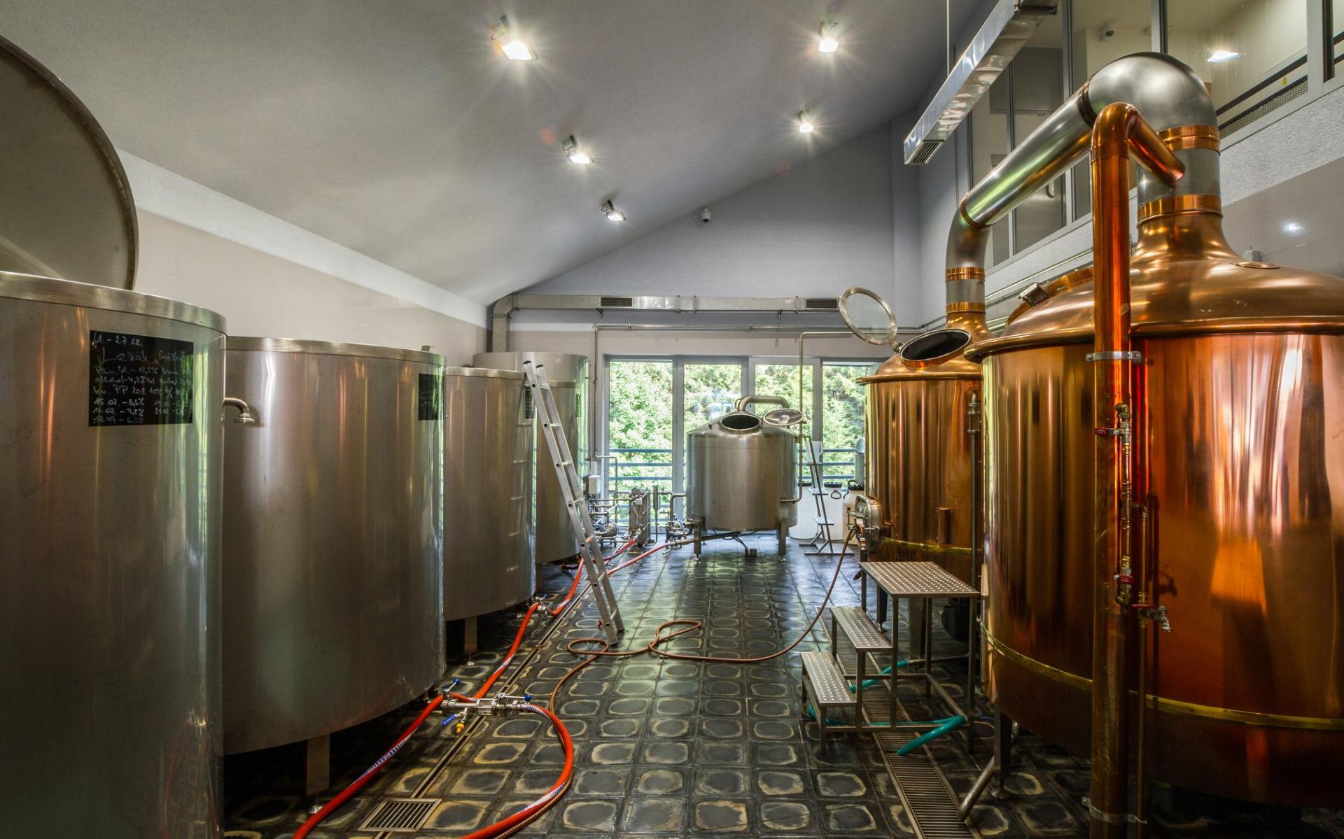 Pecký pivovar