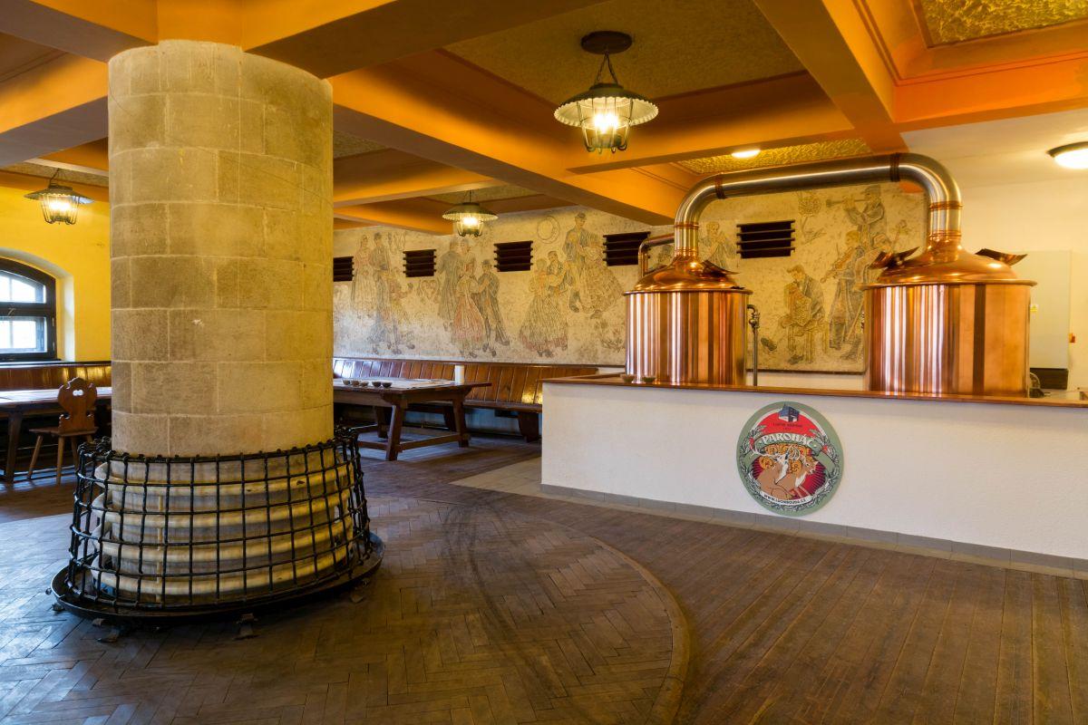Pivovar Luční bouda
