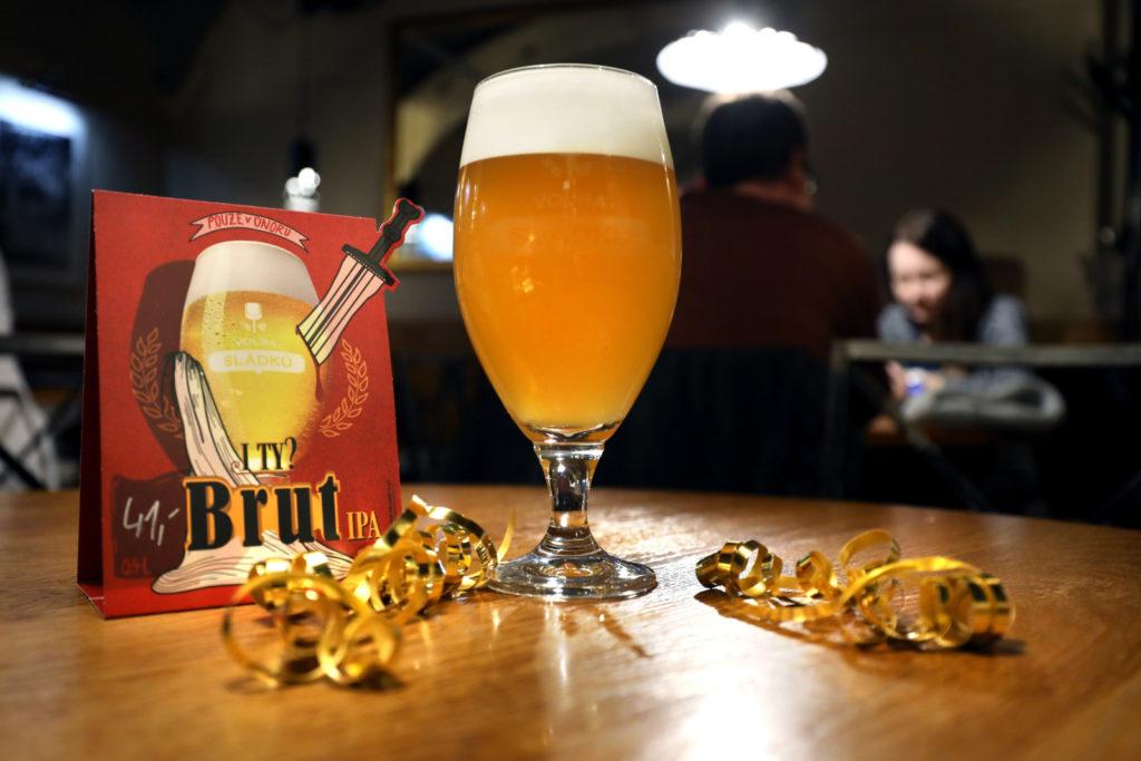 Brut IPA – Plzeňští sládci uvařili unikátní pivní speciál