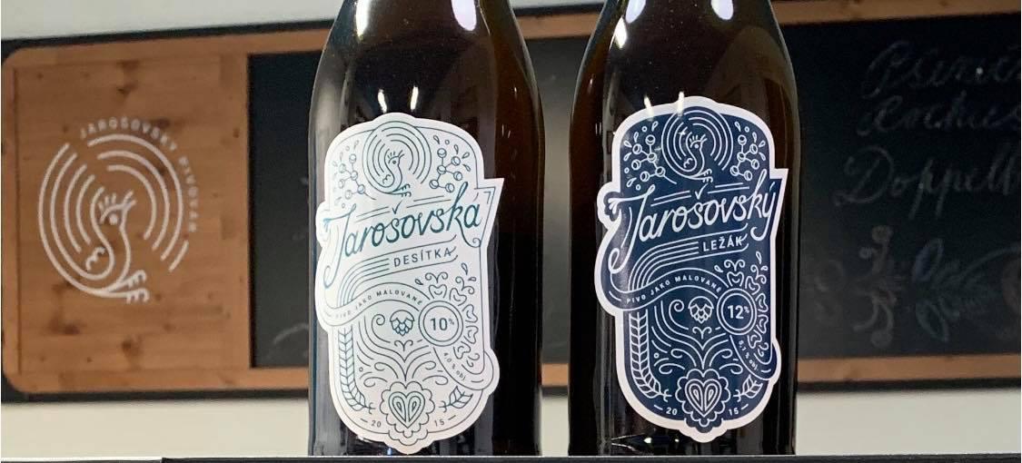 Jarošovský pivovar hlásí 95 procentní propad odbytu a rozjíždí