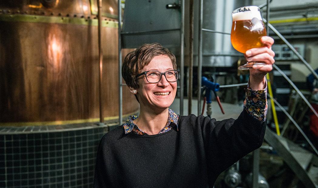 Vinohradský pivovar je na hraně své kapacity. Teď se musel přizpůsobit koronakrizi