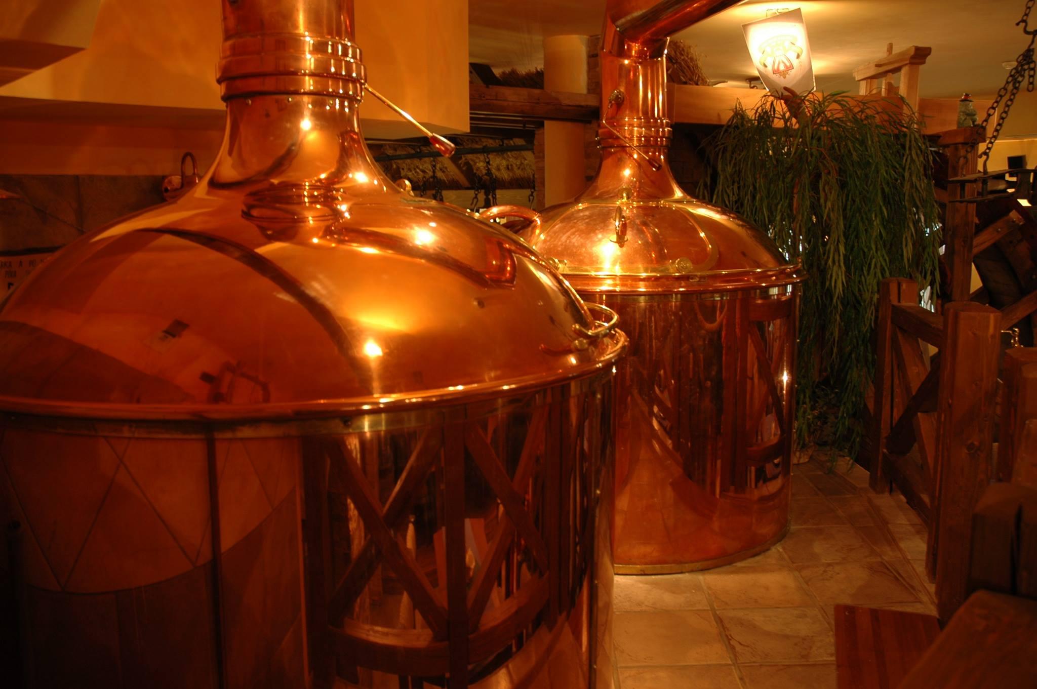 Pivovar Jelínkova vila - Harrach