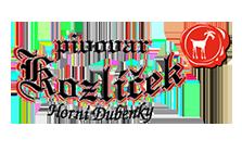pivovar-horni-dubenky-kozlicek-logo