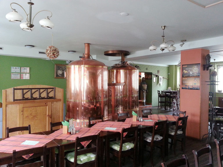 Svatováclavský pivovar Originál
