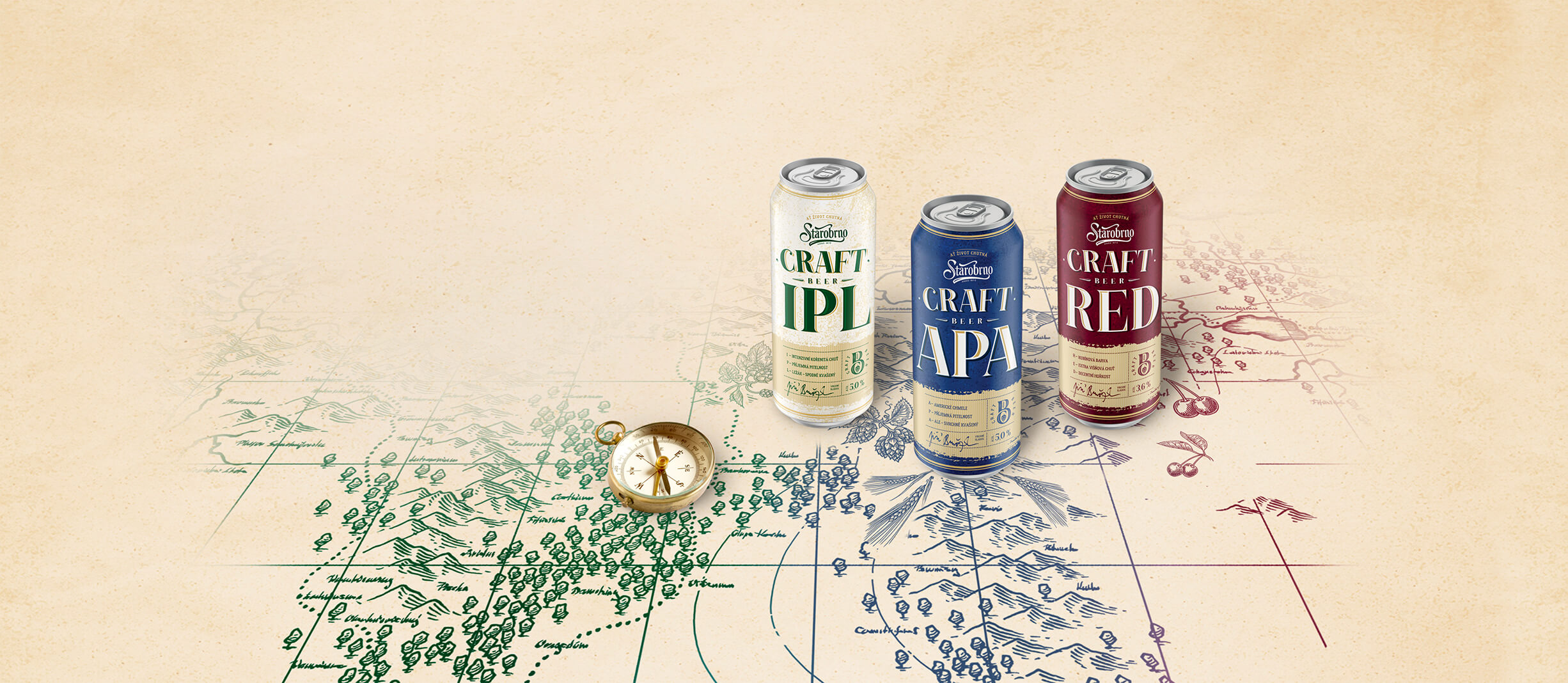 Letní tuzemská dovolená s atmosférou dálek v nabídce pivovaru