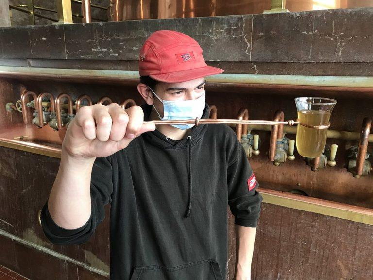 Mladí pivovarníci skládali v Litovli zkoušky, zájem o obor je velký