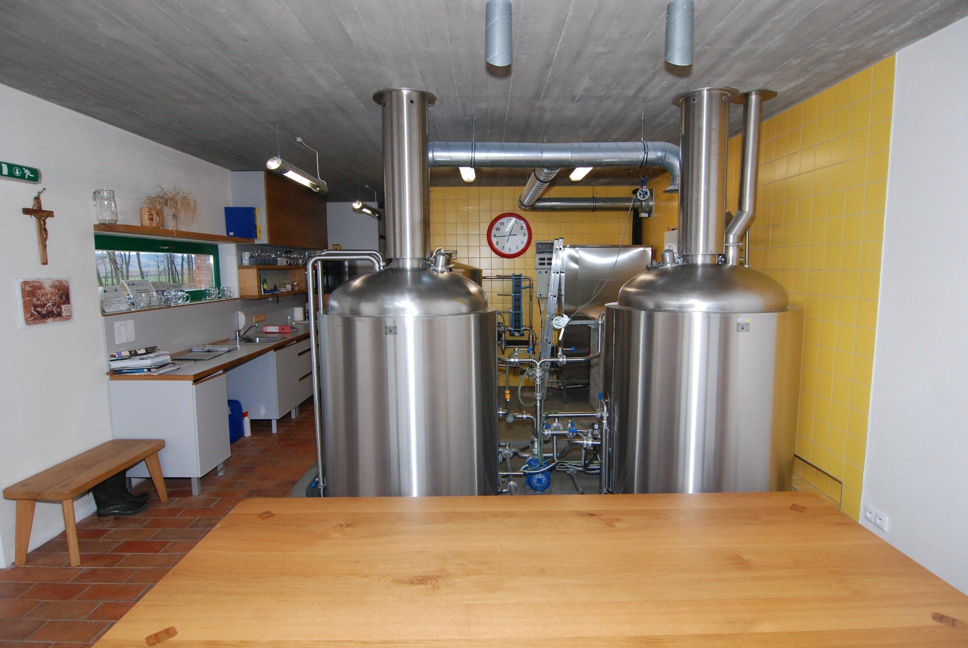 1. selský pivovárek