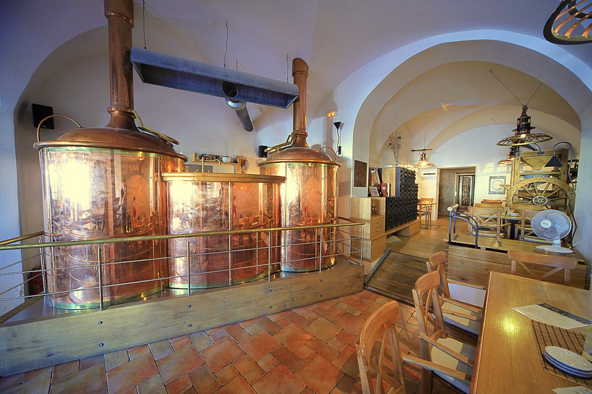 Pivovar Černý orel Kroměříž