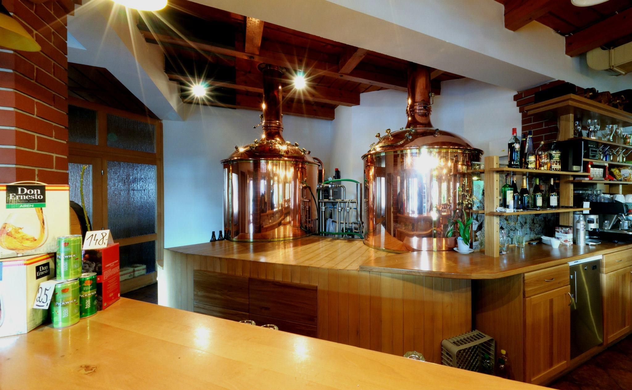 Rodinný pivovar Valášek