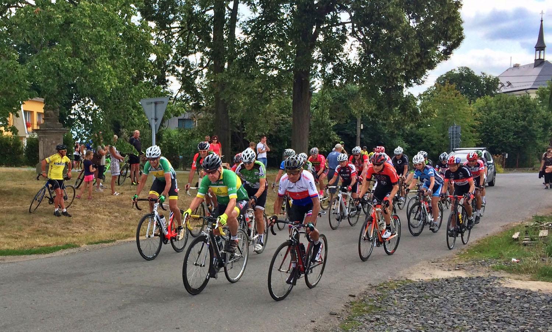 Svijany se připravují na cyklistické Mistrovství ČR v silničním závodě