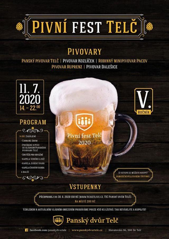 Pivní festivaly na Jihlavsku: sobota patří ochutnávkám i soutěžím