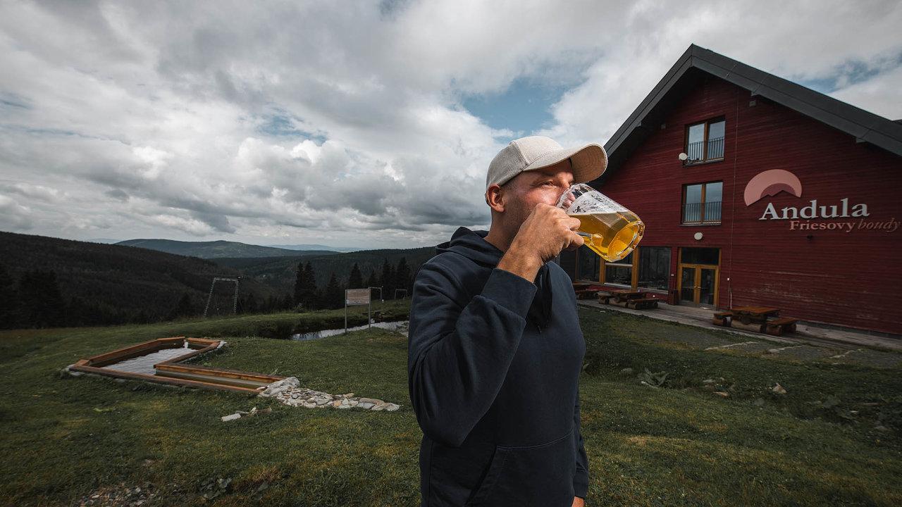 Pivo, hory a výhledy: Kam za minipivovary v Krkonoších