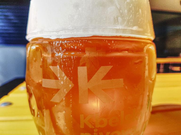 Kbelský pivovar 12 pilotů spodně kvašený ležák