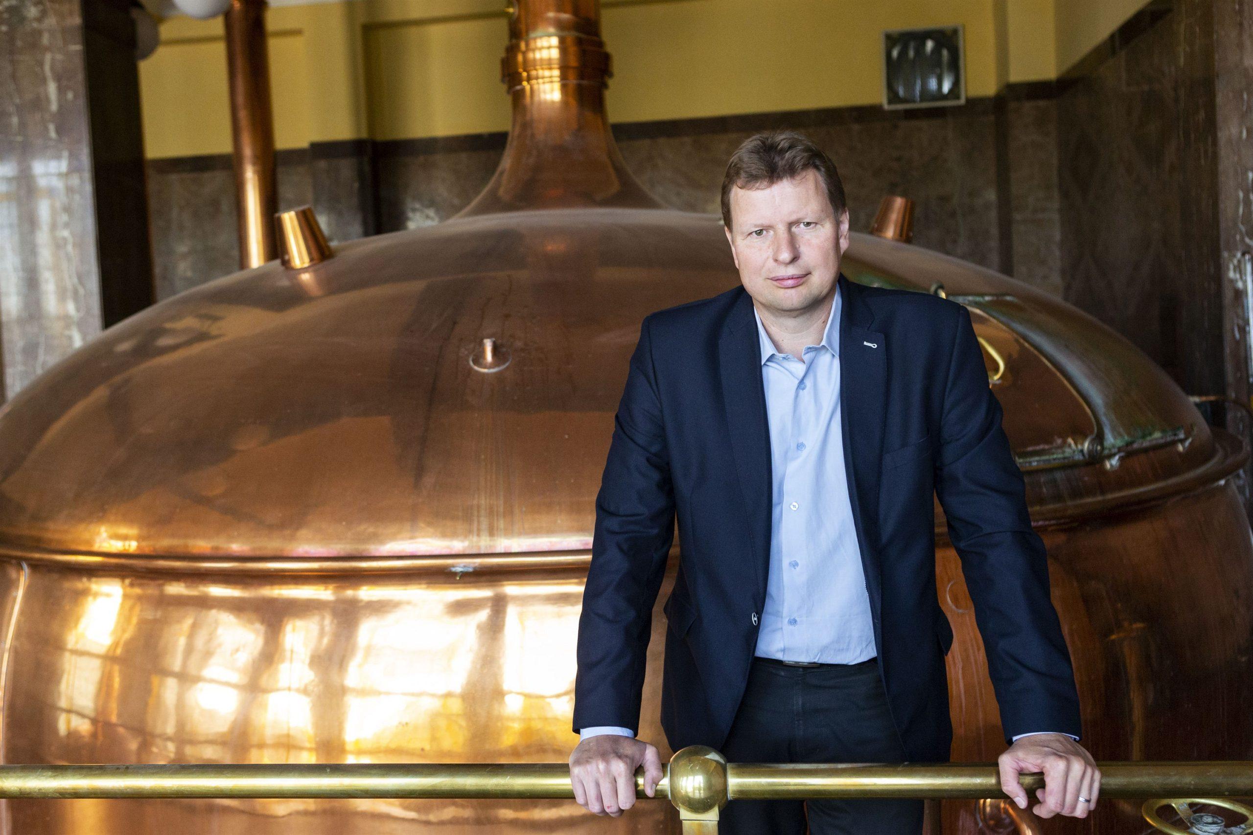 Nic podobného letošku litovelský pivovar za 126 let nezažil, říká ředitel