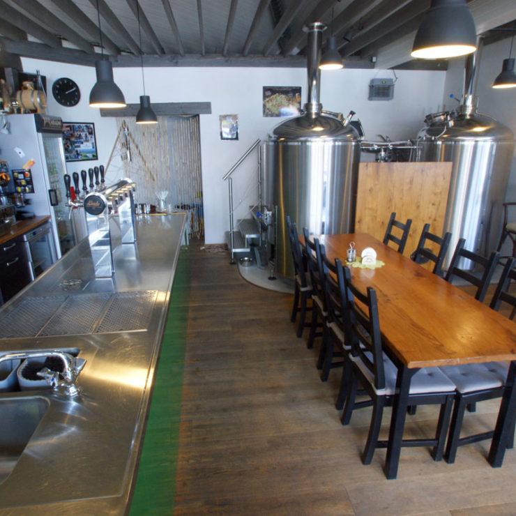 Hradní pivovar Hustopeče