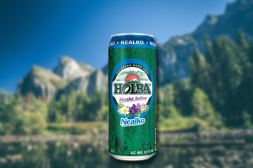 Holba Horské byliny Nealko uspělo na soutěži  Pivní speciál roku 2020