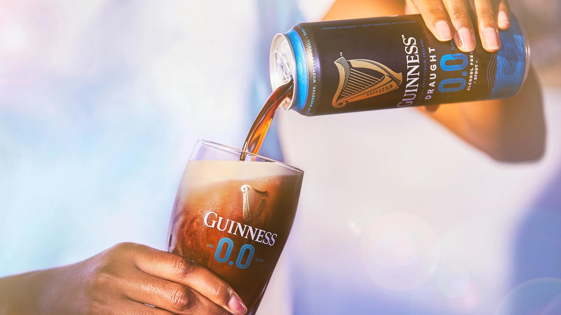 Guinness stahuje z prodeje své nealko. Pouhé dva týdny po uvedení na trh