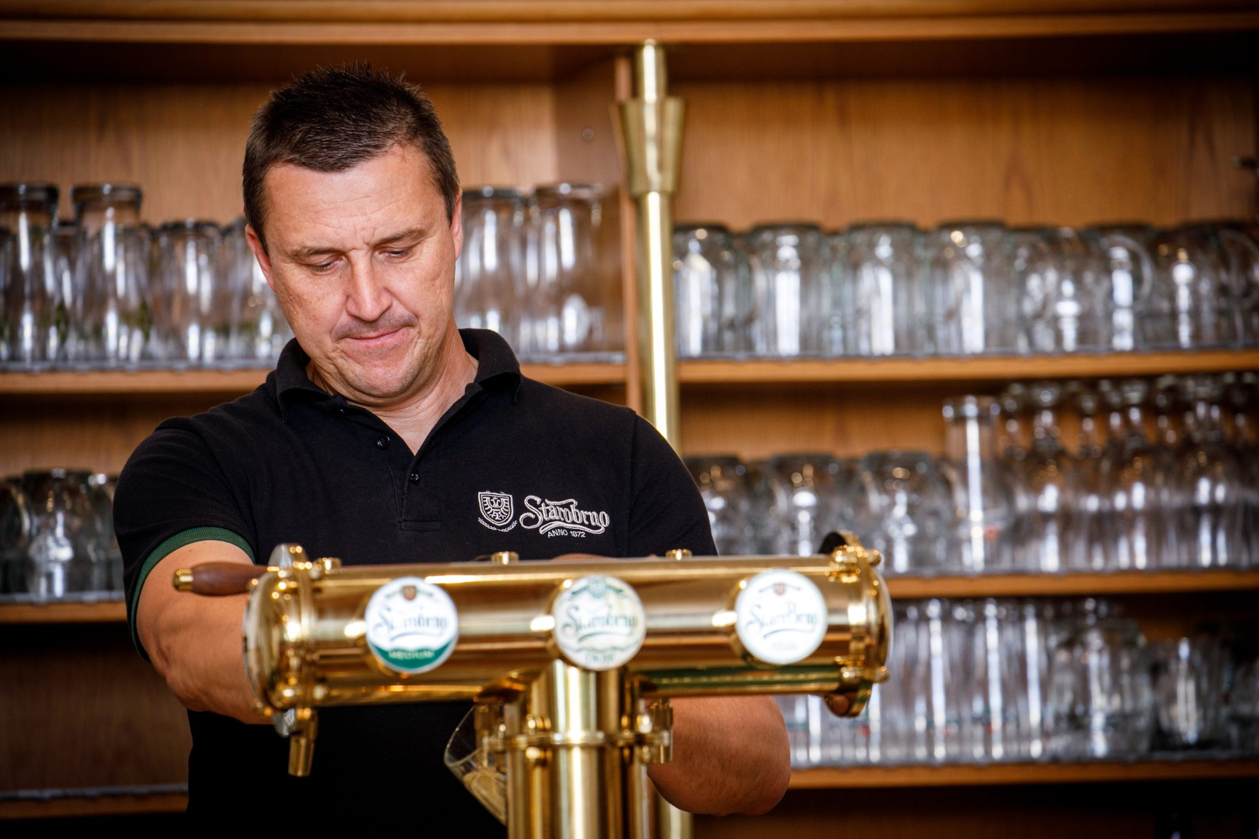 Starobrno chystá nový ležák. V novodobé historii pivovaru půjde o nejvíc hořké pivo