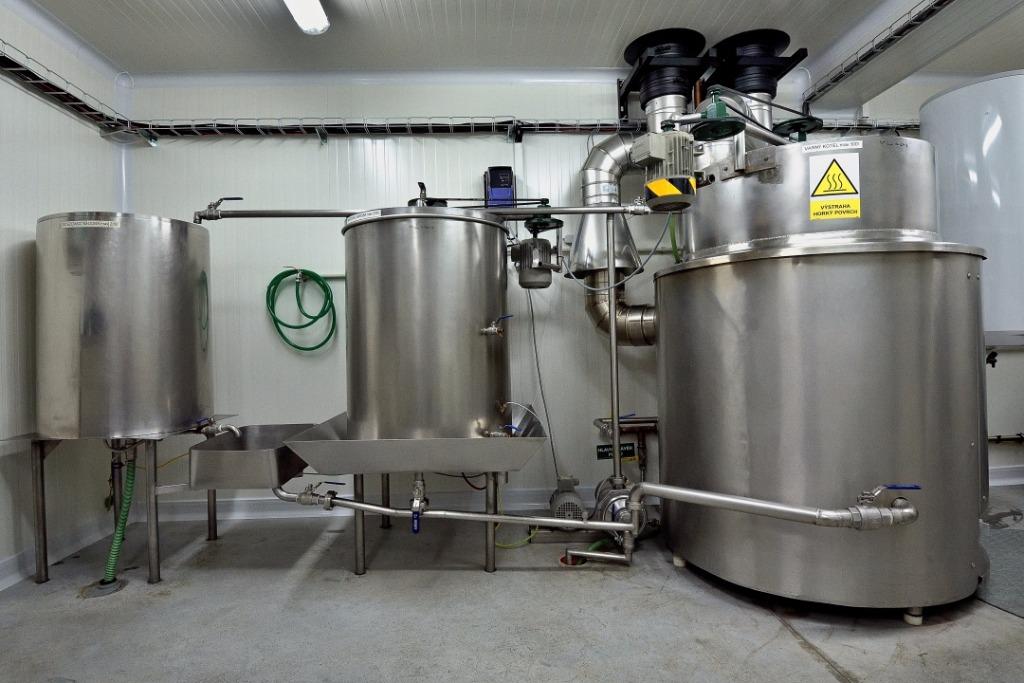 Heřmanický pivovar