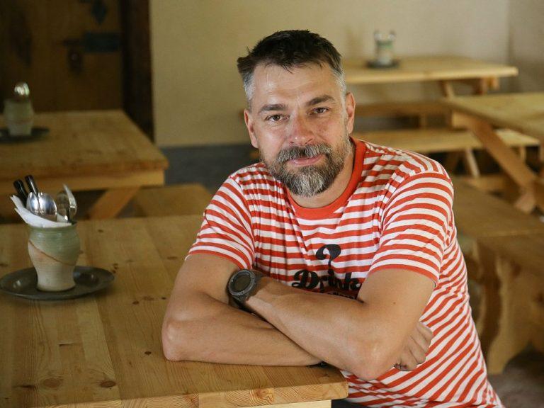 Ondřej Slačálek: Pivo je produktem českých hlav a rukou