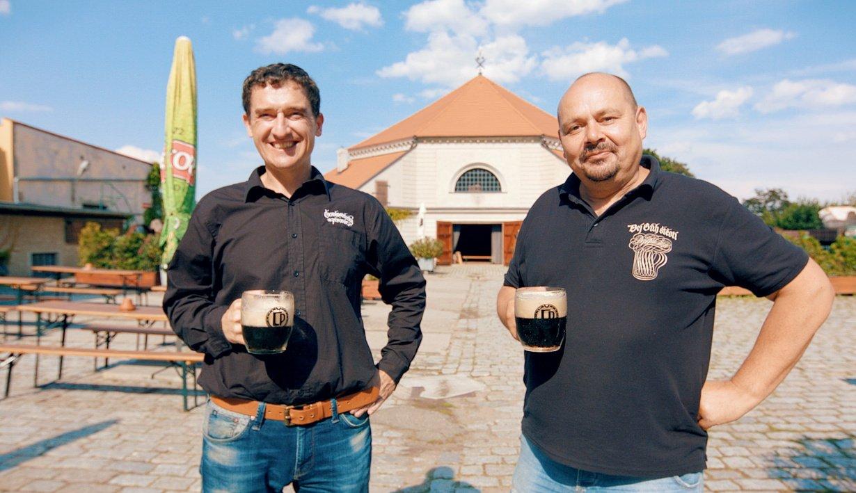 Podivní nadšenci, psalo se o nich kdysi. Dnes dva kamarádi provozují nejkrásnější pivovarské muzeum v Česku