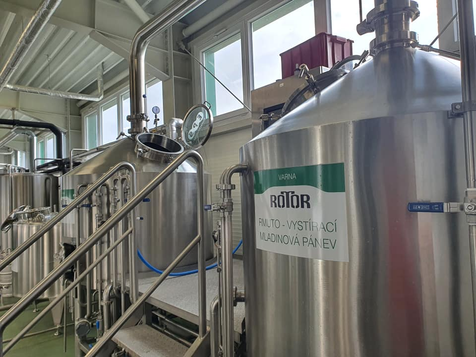 Pivovar Rotor