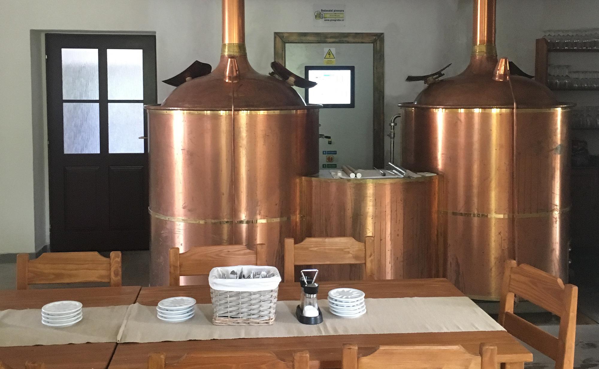 Pivovar Třebovský mlýn