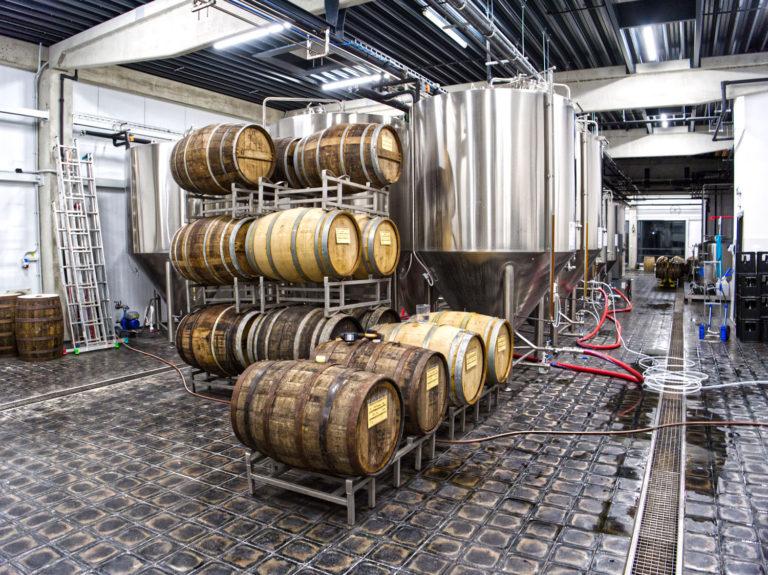 Pivovar Libertas, funguje lépe než dobře promazaný švýcarský hodinový strojek…
